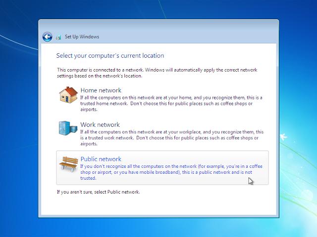 cara format laptop windows 7
