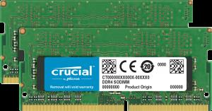 Crucial DDR4 SODIMM Kit 2 Image